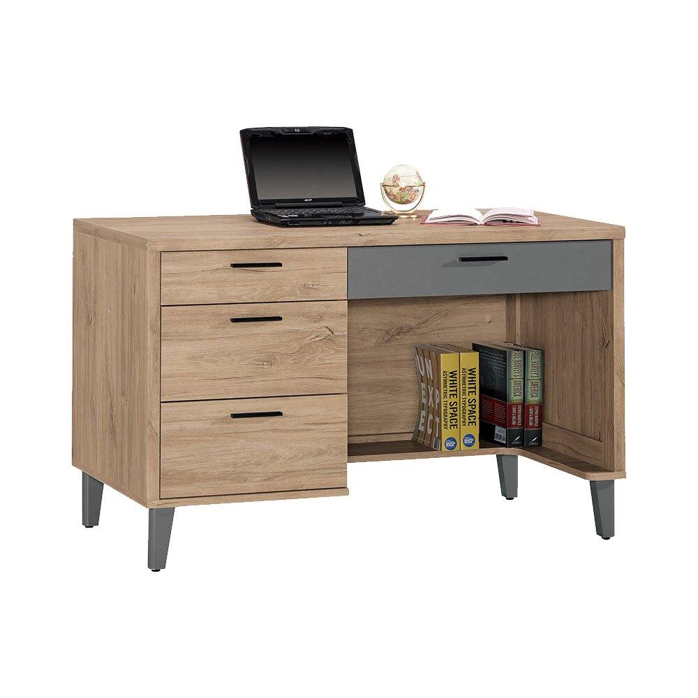 羅斯曼4尺書桌/H&D東稻家居-消費滿3千送點數10%