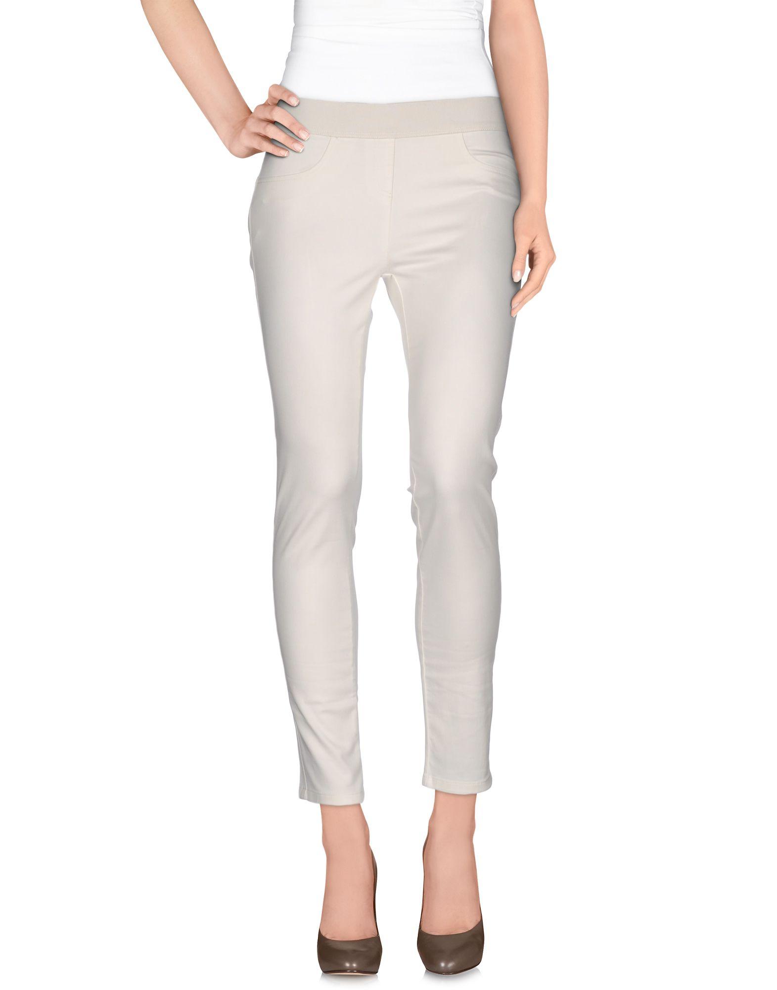 BLUE LES COPAINS Casual pants - Item 36764245