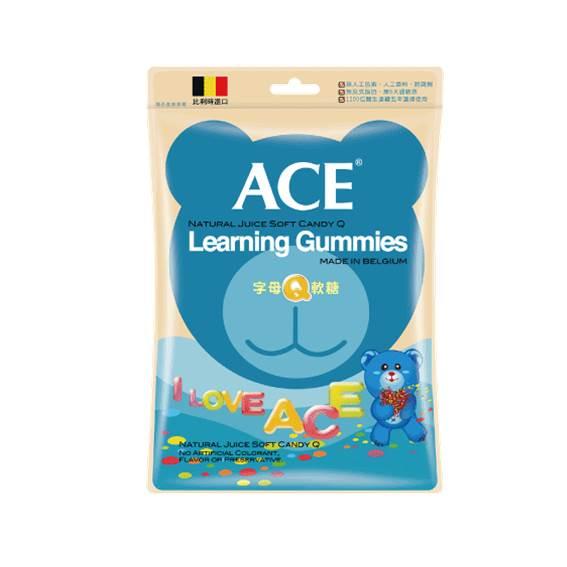 ACE 字母Q軟糖 (48g/袋)【杏一】
