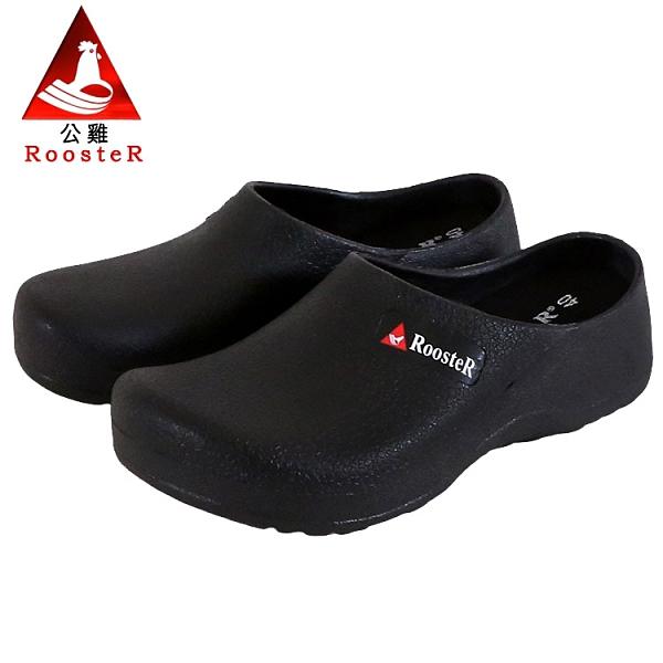 男女款 RoosteR 公雞 135 台灣製造加厚鞋墊西餐防水耐油 廚師鞋 廚房工作鞋荷蘭鞋雨鞋防水鞋 59鞋廊