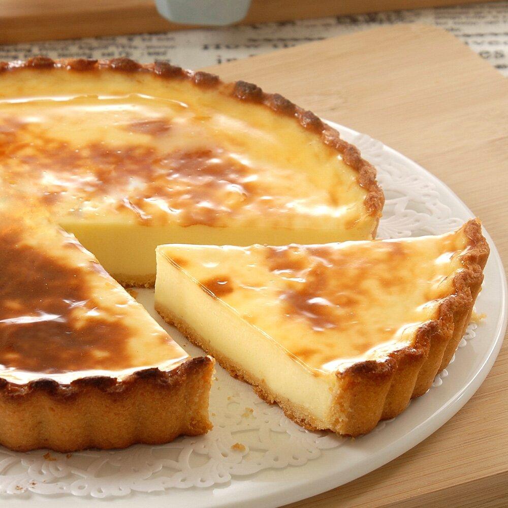 【亞尼克】烤布丁起司6吋(滿50件送4)