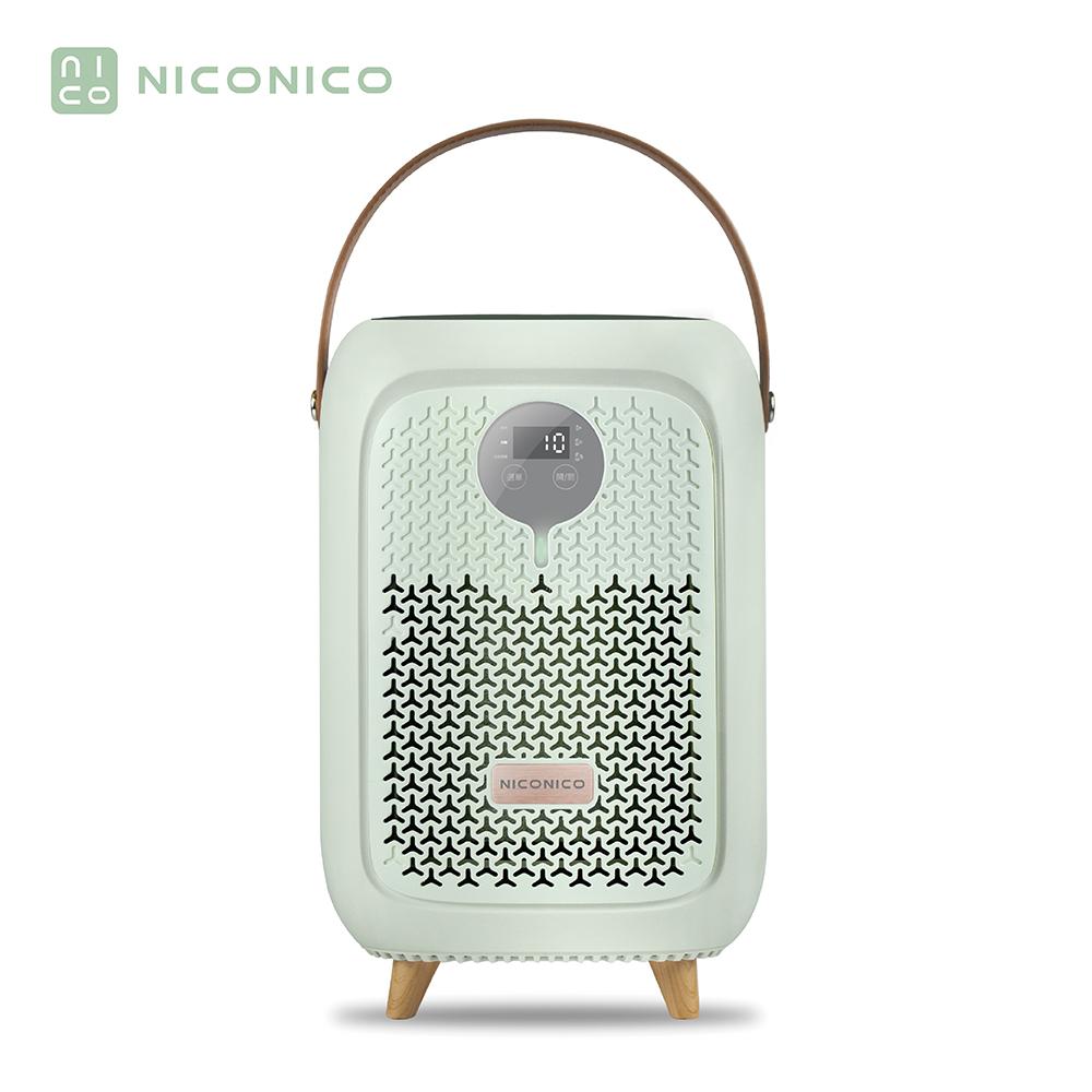 【NICONICO】智能淨化負離子空氣清淨機