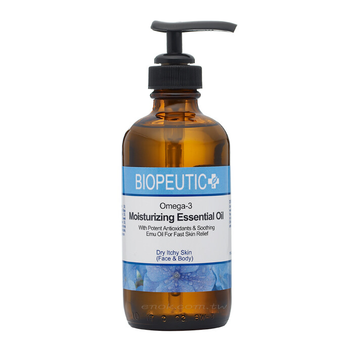 biopeutic葆療美 omega-3滋潤精華6oz(經典原味)