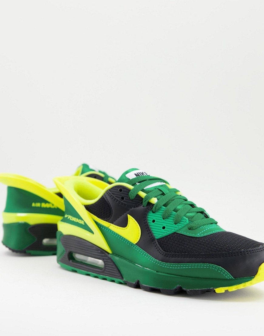 Nike Air Max 90 Flyease Trainers-Multi