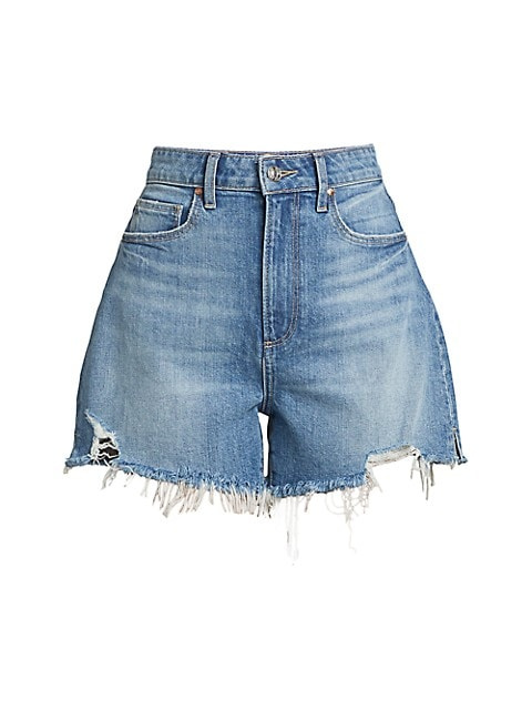 Dani Cut-Off Denim Shorts