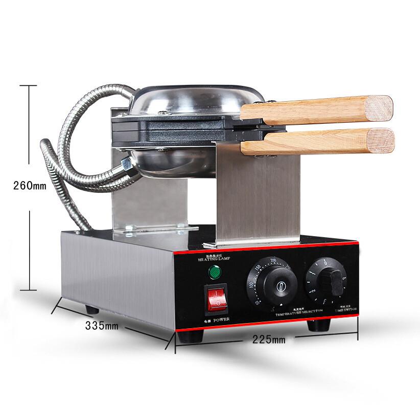 現貨 快速出貨 松果嚴選 成本價直銷 煎蛋器 簡單仔 雞蛋仔 蛋仔機雞蛋仔機電熱雞蛋仔機
