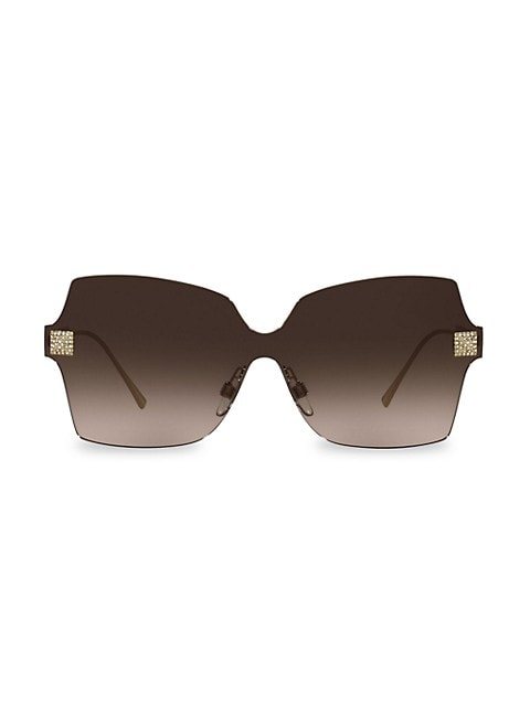 45MM Butterfly Sunglasses