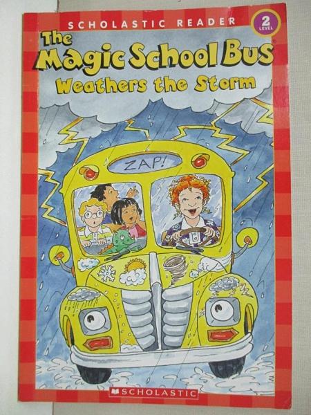 【書寶二手書T1/語言學習_D3I】The Magic School Bus Weathers the Storm