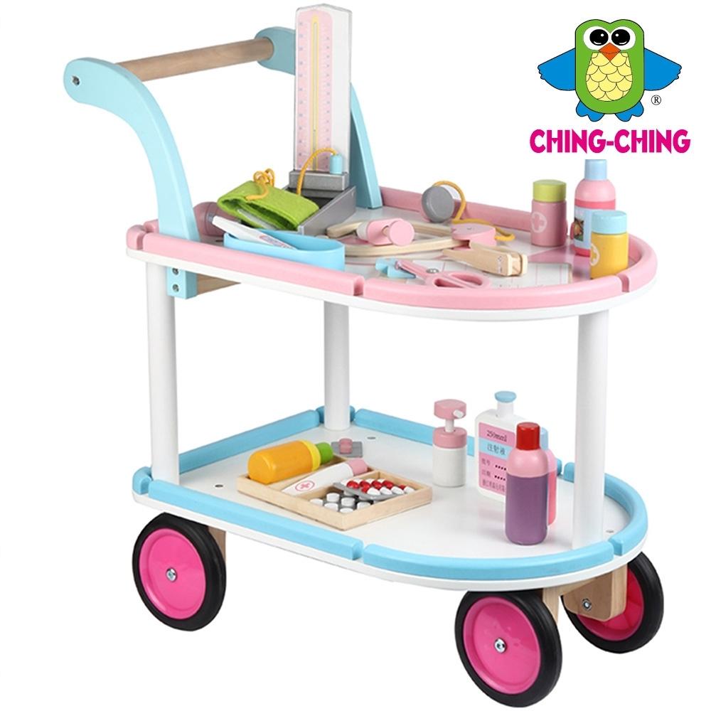 【親親】木製救護推車(MSN17075)