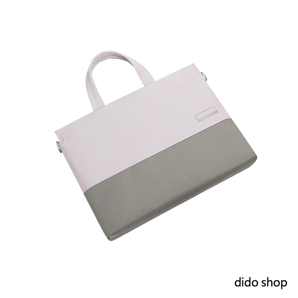 15.6吋 莫洛系列手提斜背筆電包 電腦包(CL287) 卡其