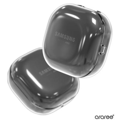 Araree 三星 Galaxy Buds Pro 藍牙耳機透明抗震保護套