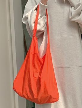 韓國空運 - Crunch Color Eco Bag 帆布包