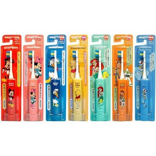 日本正版阿卡將 兒童電動牙刷 可替換刷頭 兒童牙刷