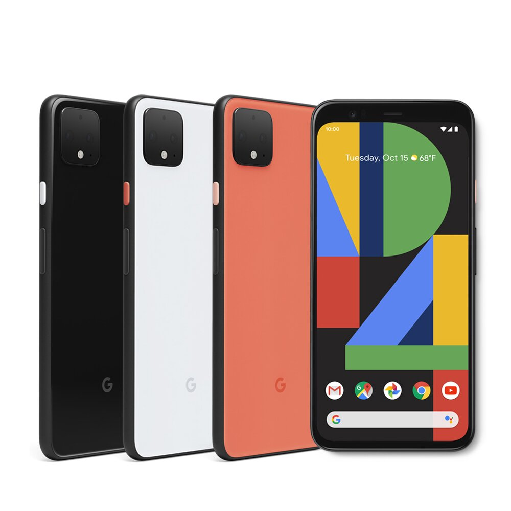 Google Pixel 4 XL 6G/128G【贈玻璃保貼+保護套】