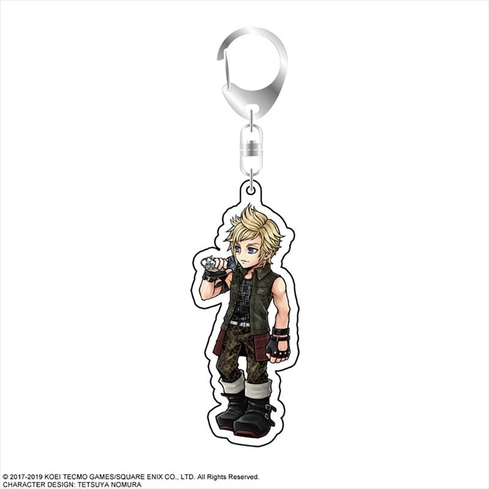 Final Fantasy 紛爭 普羅恩普特 壓克力鑰匙圈
