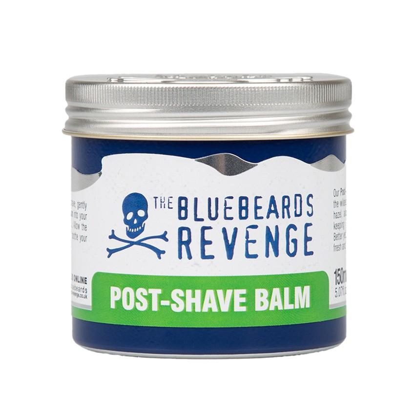 Bluebeards - 藍鬍子 鬍後水(鬍後乳 鬚後水鬚後乳 鬍後霜鬍後鬚後保濕刮鬍水爽鬍水爽膚水 男士臉部保養