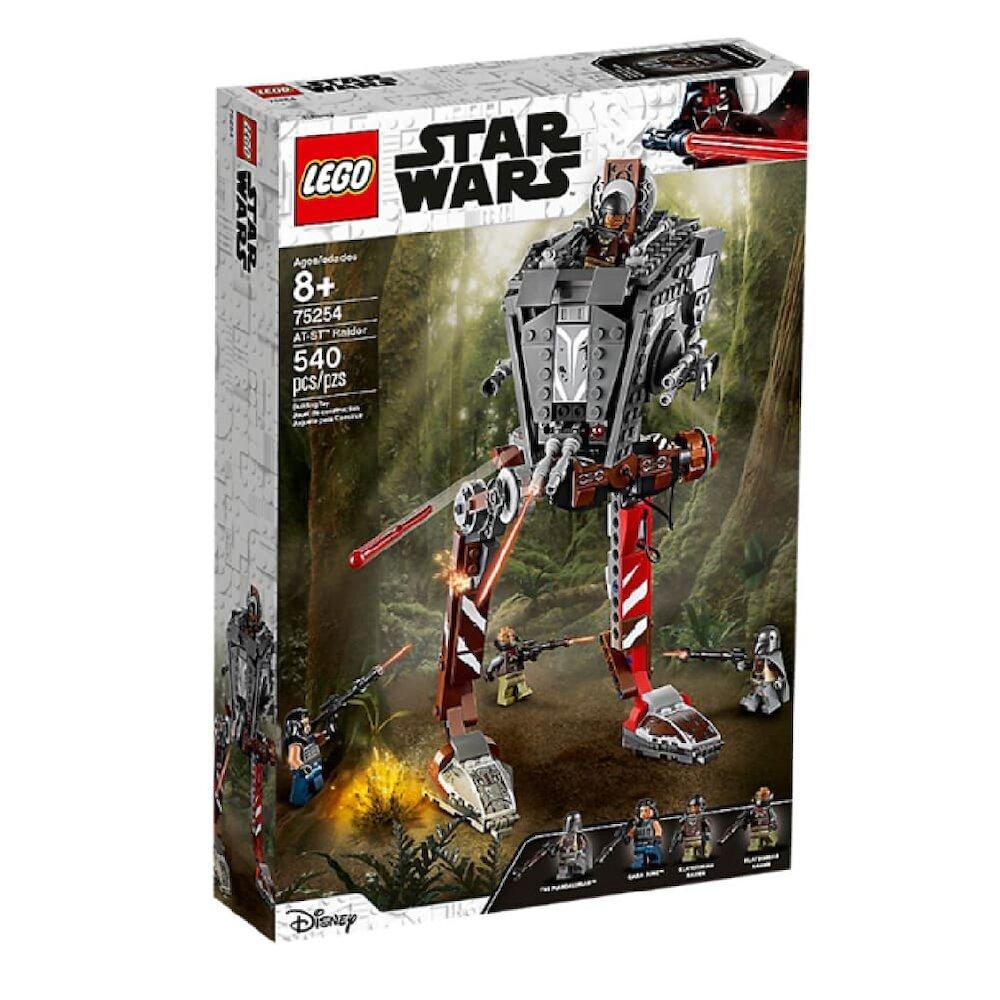 75254【LEGO 樂高積木】星際大戰Star Wars系列-AT-ST走獸(540pcs)