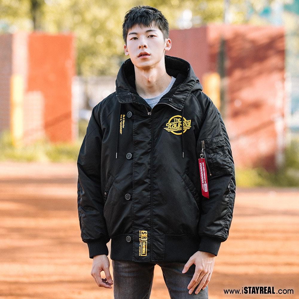 STAYREAL 潮玩N2B外套