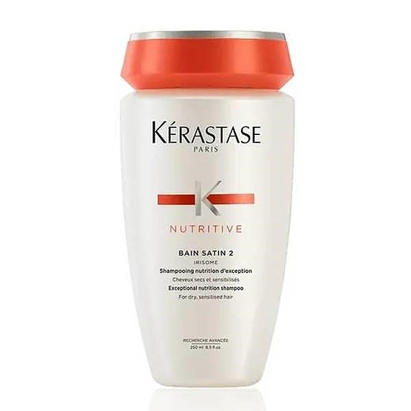 【南紡購物中心】Kerastase 巴黎卡詩 皇家鳶尾滋養髮浴 2號 250ml (染燙後護理)