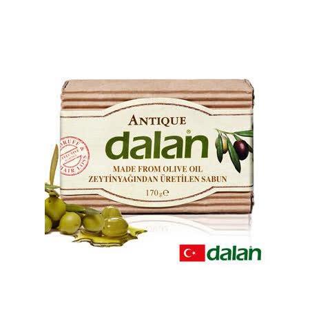 土耳其dalan 頂級76%橄欖油傳統手工皂 170g