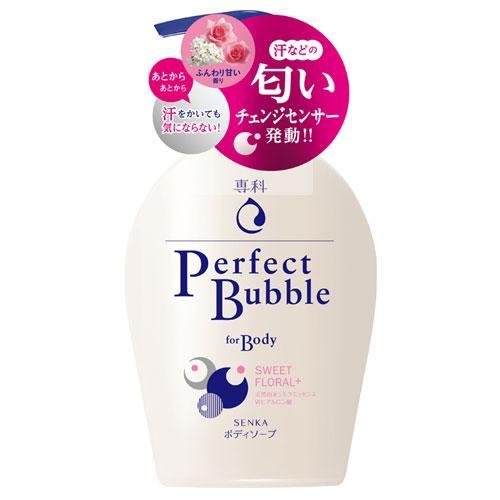 專科超微米完美泡泡沐浴乳花果香500ml【愛買】