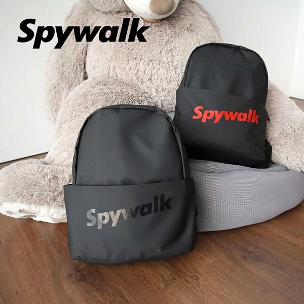SPYWALK 簡約帥氣後背包 NO:S9432