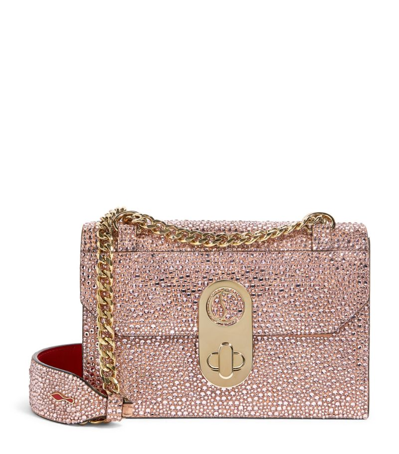 Christian Louboutin Elisa Mini Embellished Chain Bag