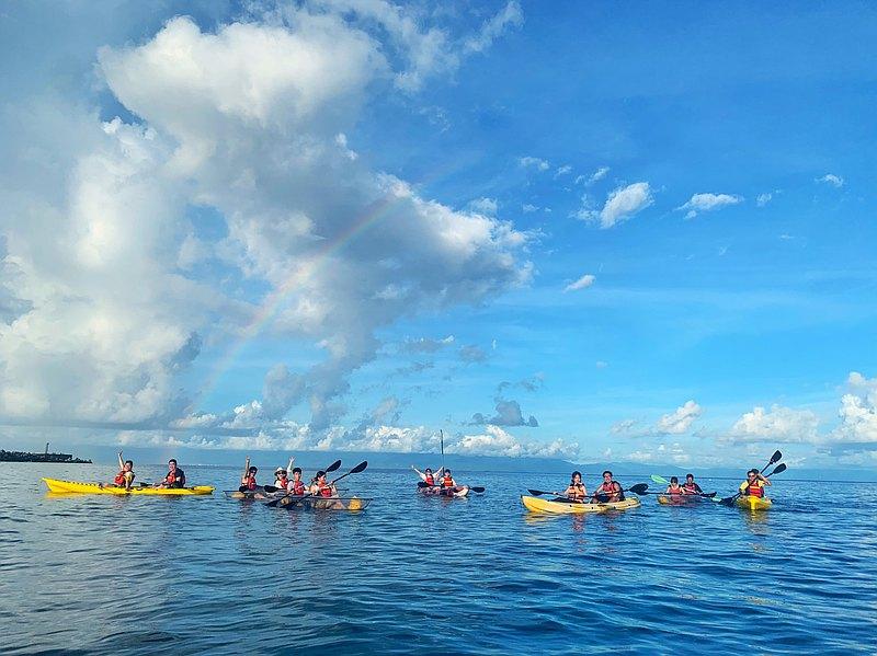看透琉球海・秘境海龜獨木舟體驗・G2