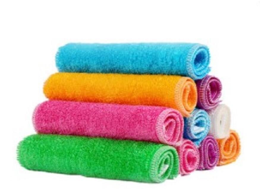 竹炭纖維洗碗巾(1入3條)