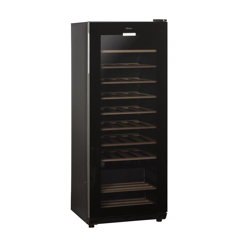 ◆福利品◆Haier海爾 50瓶 電子式恆溫儲酒冰櫃 (JC-167)