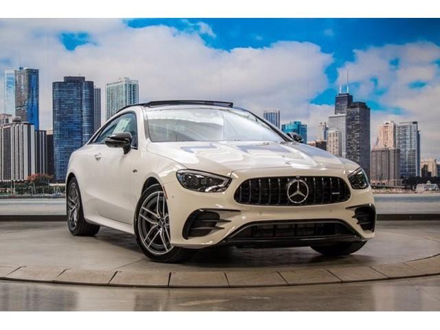 [訂金賣場] 2021 AMG E 53 Coupe