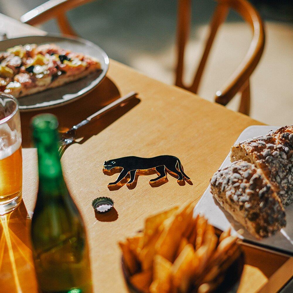 DOIY|豹啤酒開瓶器