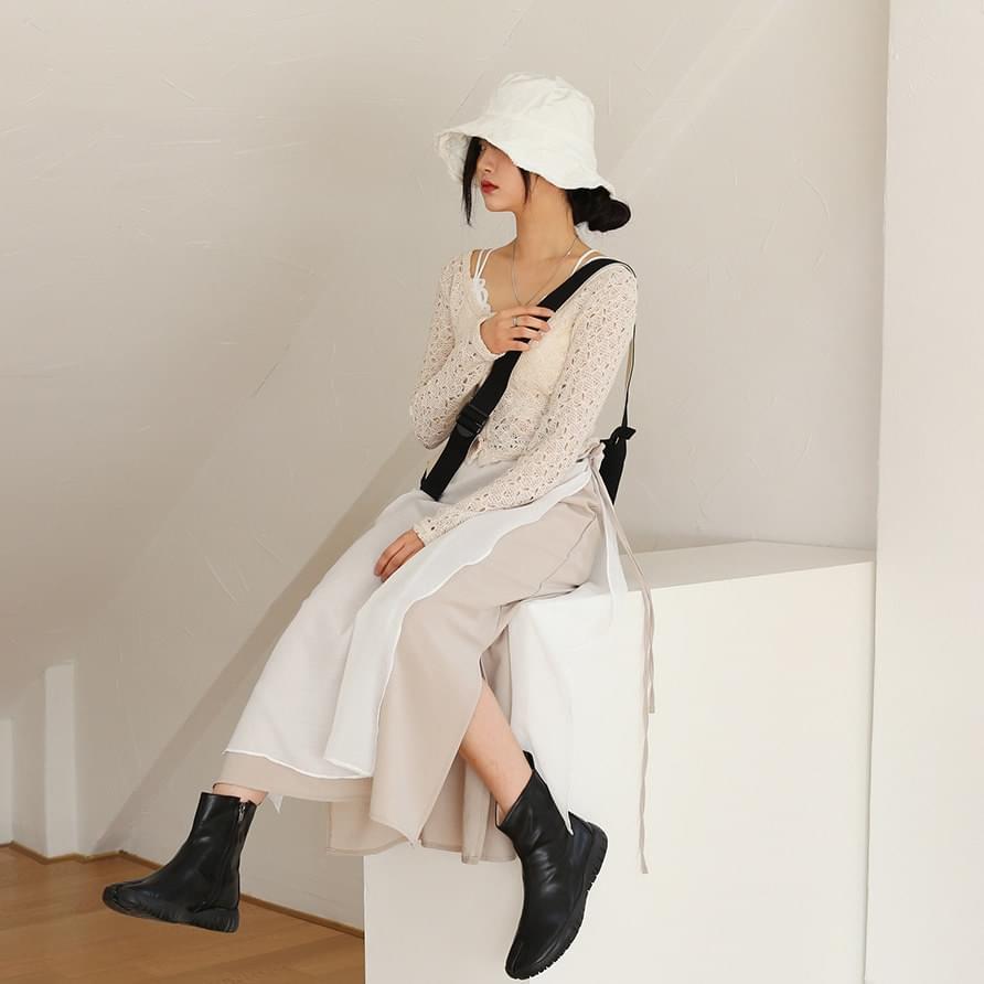 韓國空運 - Seamer vintage cardigan 針織外套