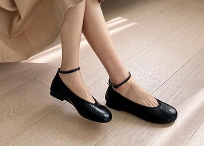 韓國空運 - Eagle Mary Jane flat shoes 平底鞋