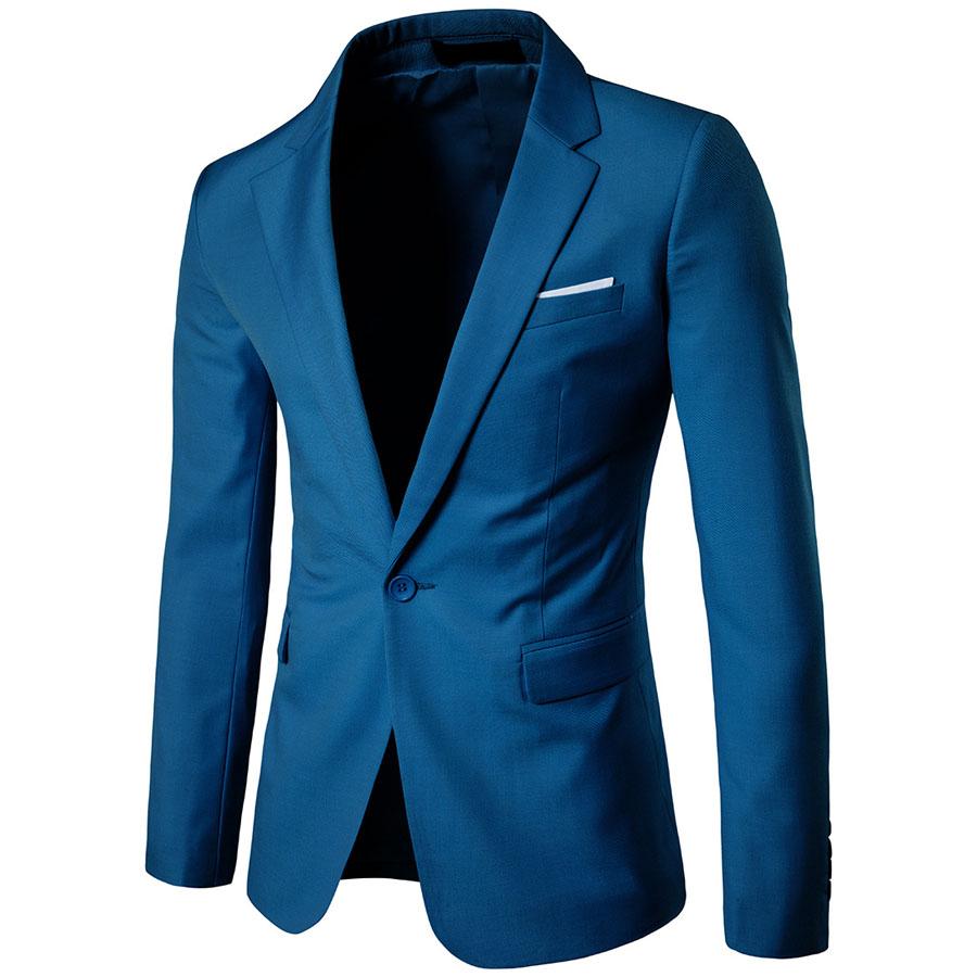 紳士穿搭單品.單釦領巾設計西裝外套