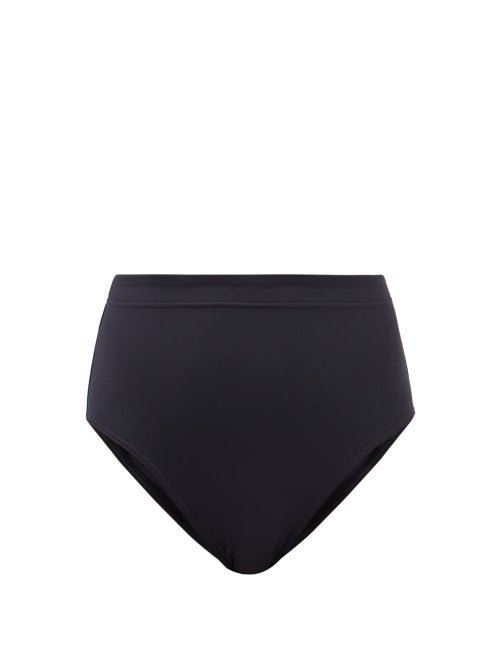 Eres - Patine High-rise Bikini Briefs - Womens - Navy