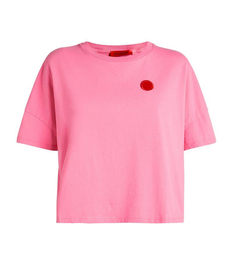 Max & Co Cotton Circle T-Shirt