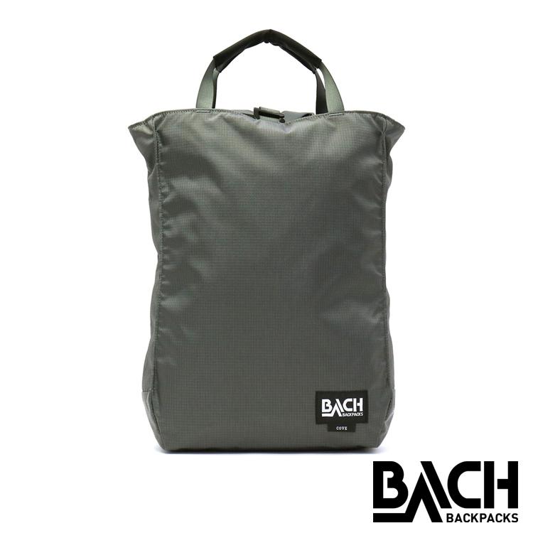 BACH Cove 12 RS 兩用休閒背袋129822 珍珠灰 / 城市綠洲 (登山背包、登山包、後背包包、巴哈包)
