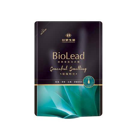 台塑生醫 BioLead經典香氛洗衣精 璀璨時光 1.8kg