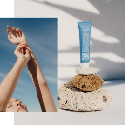 CDP 愛在普羅旺斯 肌膚護理-98%海藻高效保溼 防塵護手霜 30ml