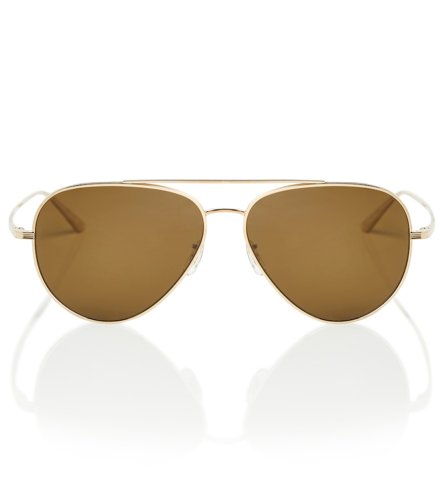 x Oliver Peoples Casse sunglasses