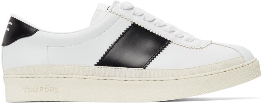 TOM FORD 白色 Bannister 运动鞋