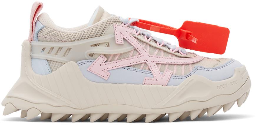 Off-White 米色 Odsy-1000 运动鞋