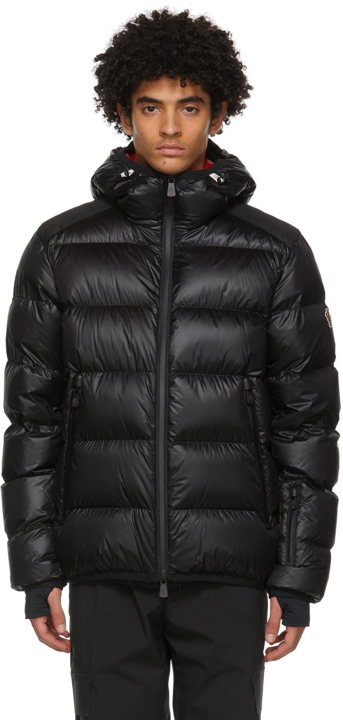 Moncler Grenoble 黑色 Hintertux 羽绒夹克