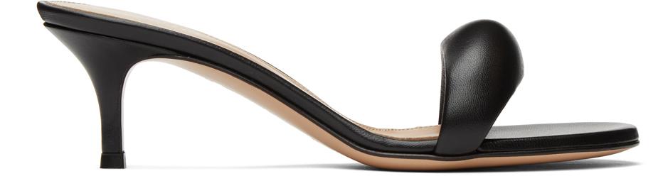 Gianvito Rossi 黑色 Bijoux 穆勒鞋