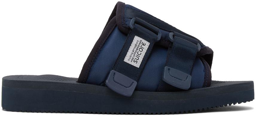 Suicoke 海军蓝 KAW-CAB 凉鞋