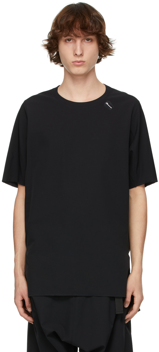 ACRONYM 黑色 S24-DS-C T 恤