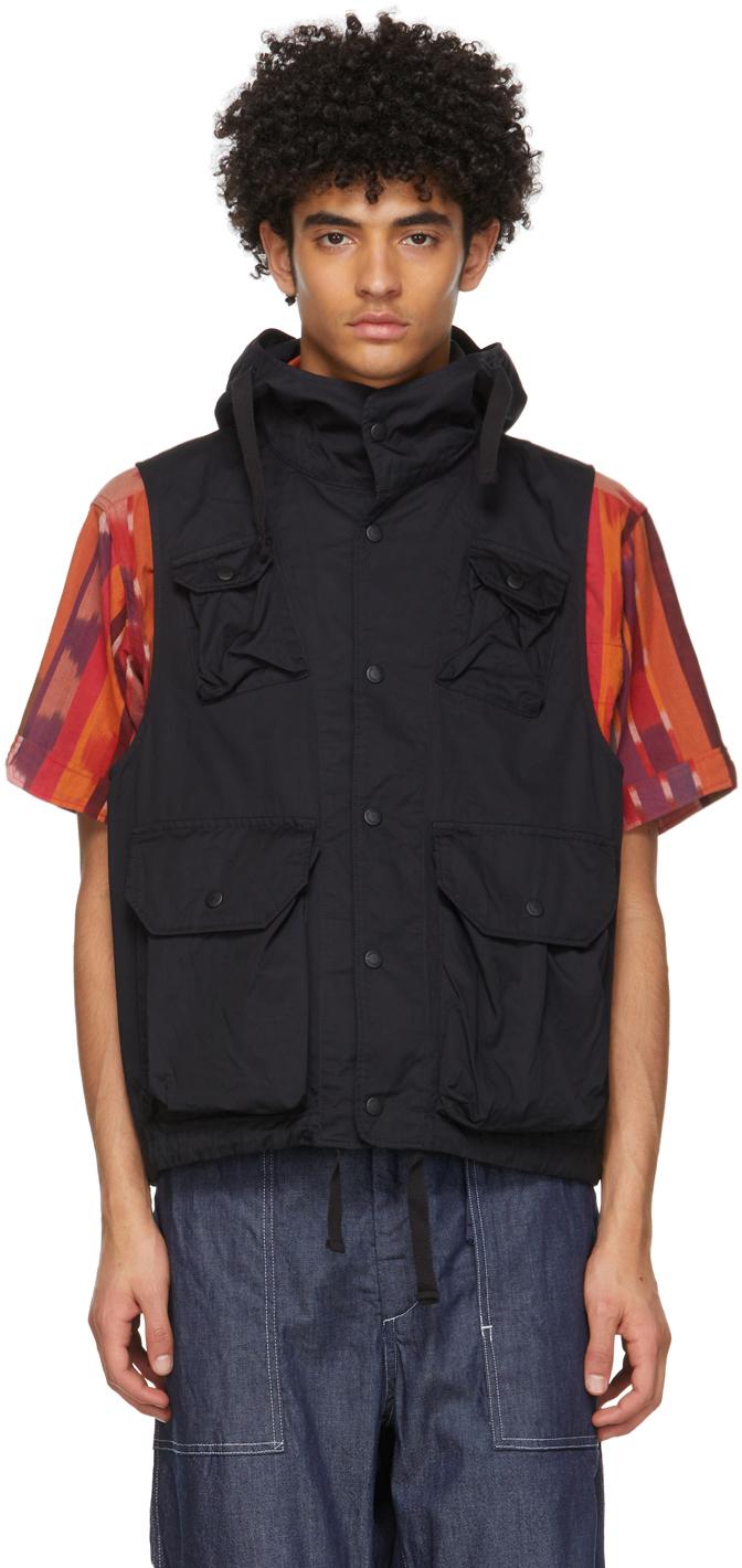 Engineered Garments 黑色 Field 马甲
