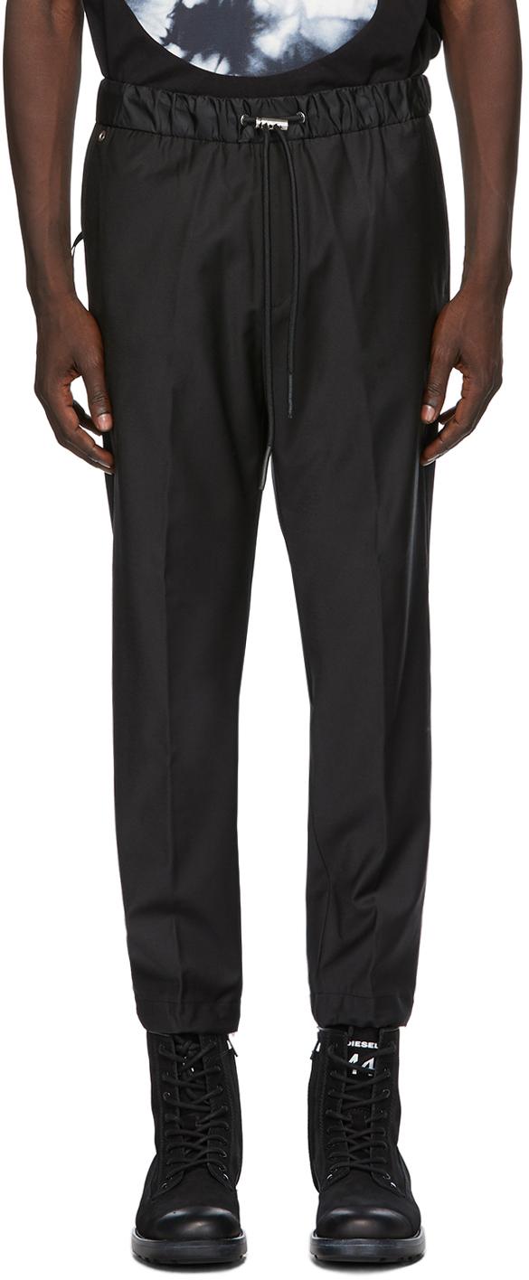 Diesel 黑色 P-Rust 长裤