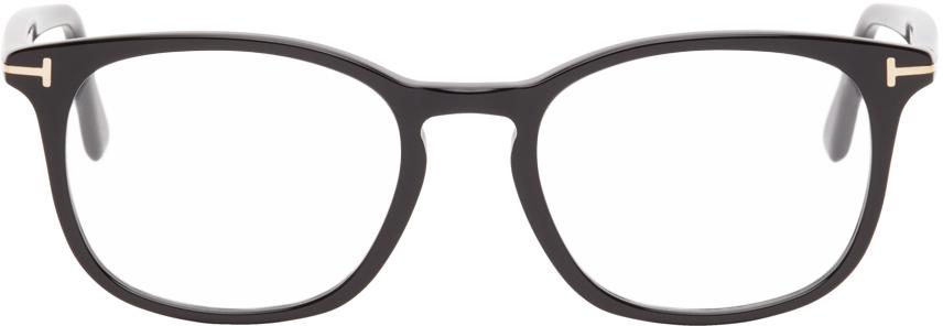 TOM FORD 黑色方框眼镜